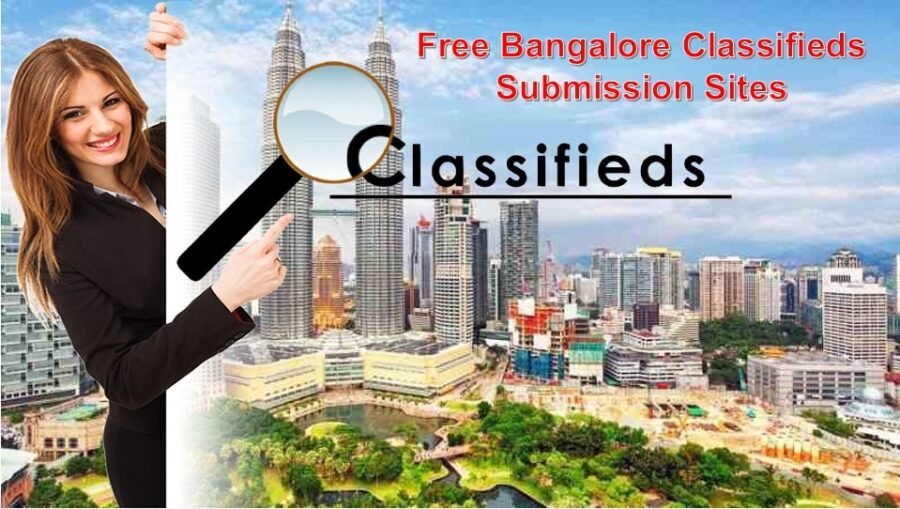 Bangalore Classified Sites List in India 2021
