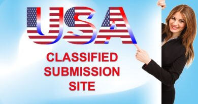 Free Classified Submission Sites List USA