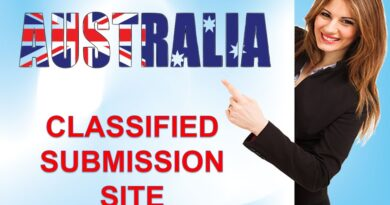 Australia Classified Submission Sites 2021