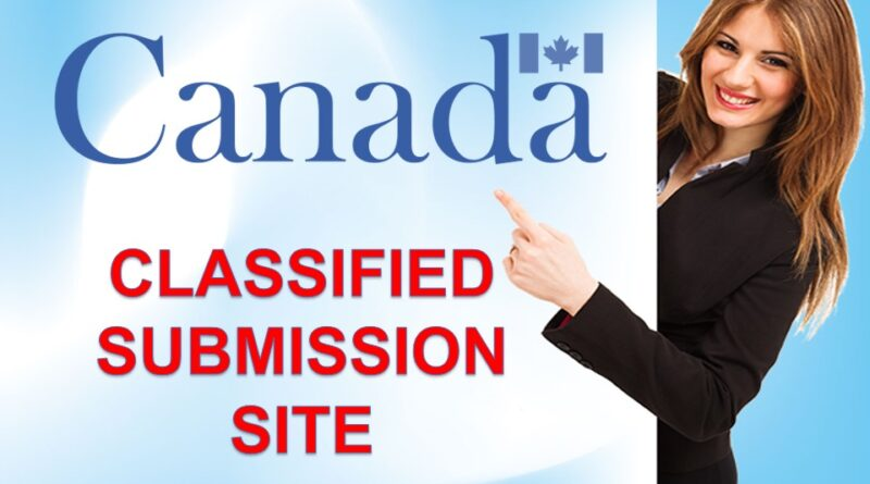 Canada Classified Submission 2021