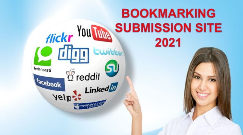 Free High DA Dofollow Social Bookmarking Submission Sites