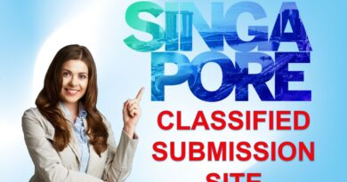 Free Singapore Classified Sites List 201