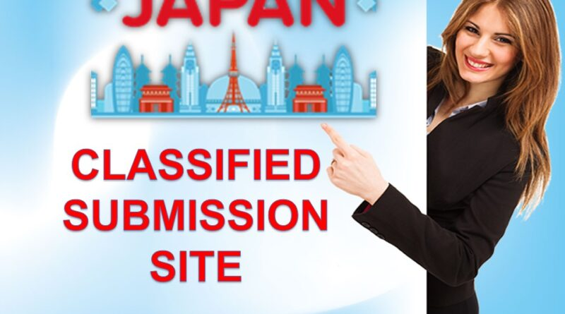 Japan Classified Submission Sites List 2021