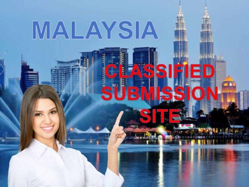 Malaysia Classified Submission Sites