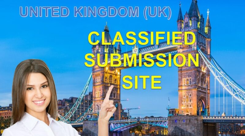 UK Classified Submission Sites