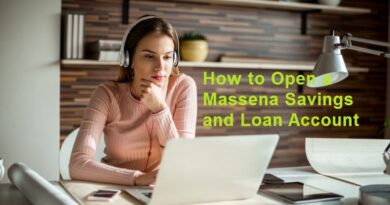 How to Open a Massena Savings and Loan Account