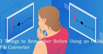 3 Things to Remember Before Using an Online File Converter