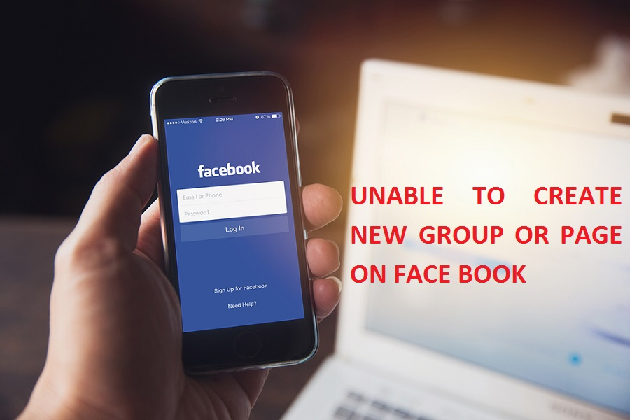 page on Facebook